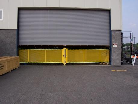 Sidewinder Industrial Safety Barrier