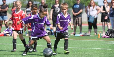 youth soccer summer league