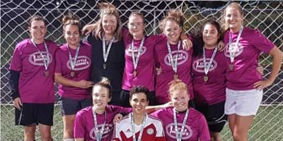 womens soccer league champions