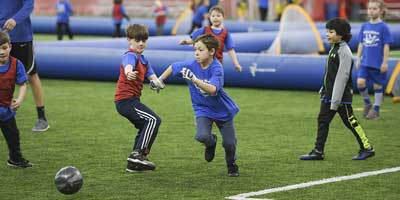 youth sports camp soccer