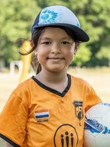 On Target Soccer Summer camp profile photos