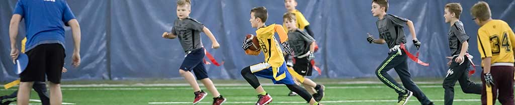 kids flag football