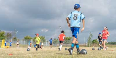 mcquesten summer soccer camp