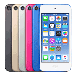 Apple iPod Touch 6th gen