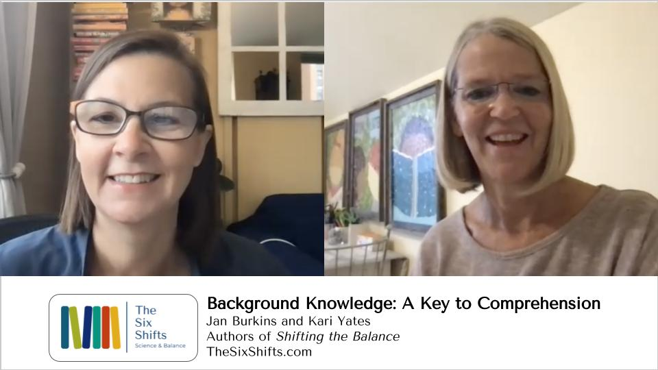 Background Knowledge: A Key to Reading Comprehension