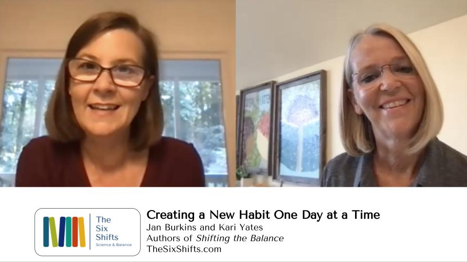5 Keys to Creating a New Habit that Sticks