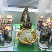 Free Candle Spells | New Moon Money Candle Service