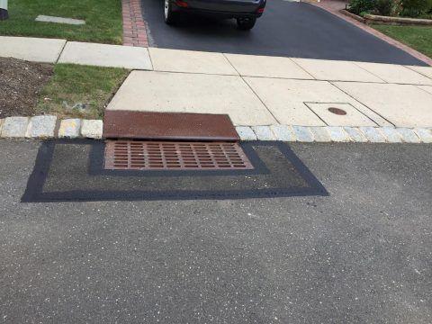 property maintenance HOA inlet repair - sweeping.com