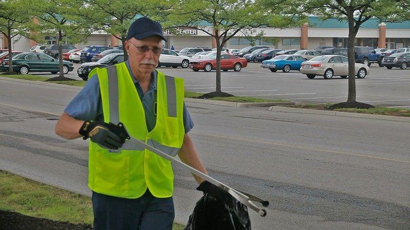 portering shopping center maintenance
