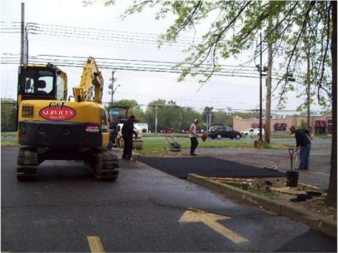 shopping center paving - sweeping.com