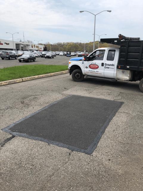municipal asphalt repairs - sweeping.com