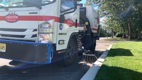 C&L provides street sweeping services all over NJ