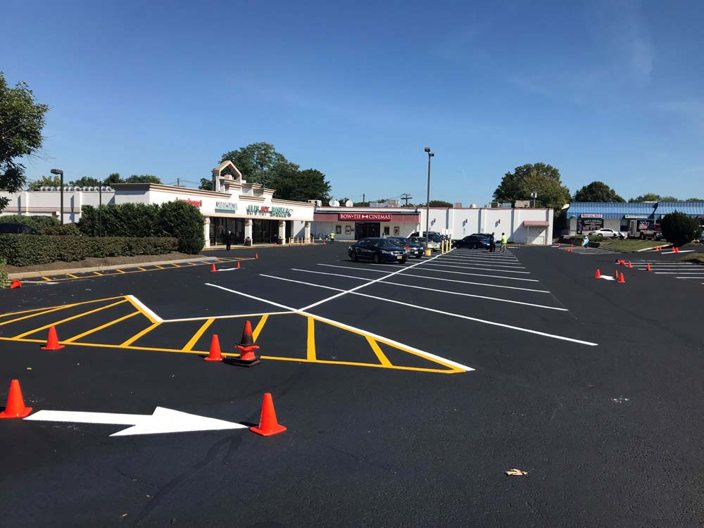 C&L Services offers many services that keep your parking lot and shopping center looking great