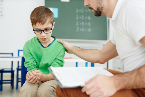 WHEN A CHILD IS DISCOURAGED: FOR TEACHERS