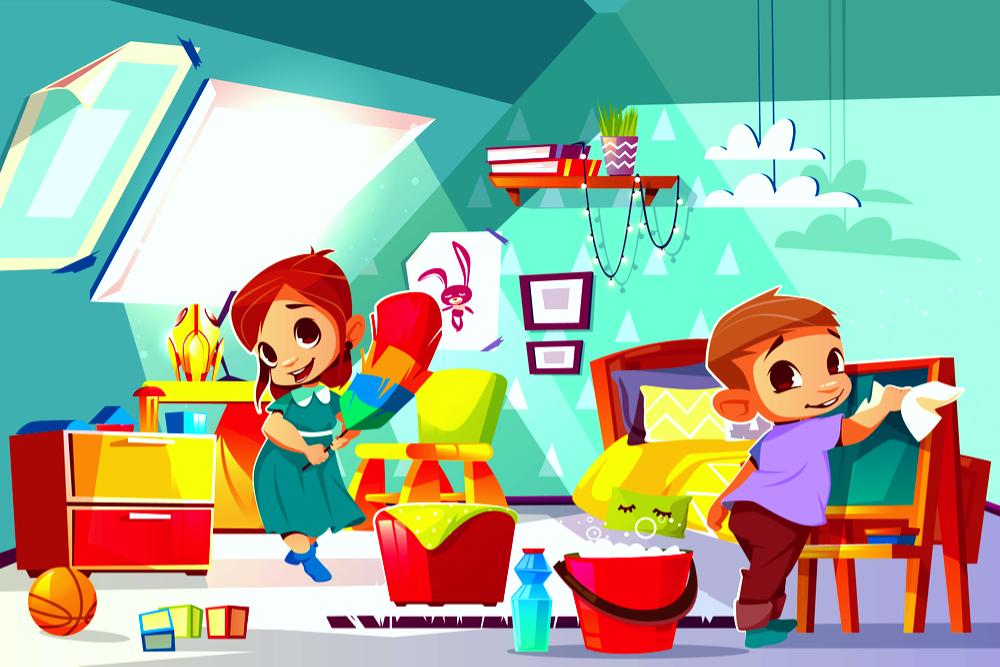 EARLY LESSONS IN CLUTTER MANAGEMENT
