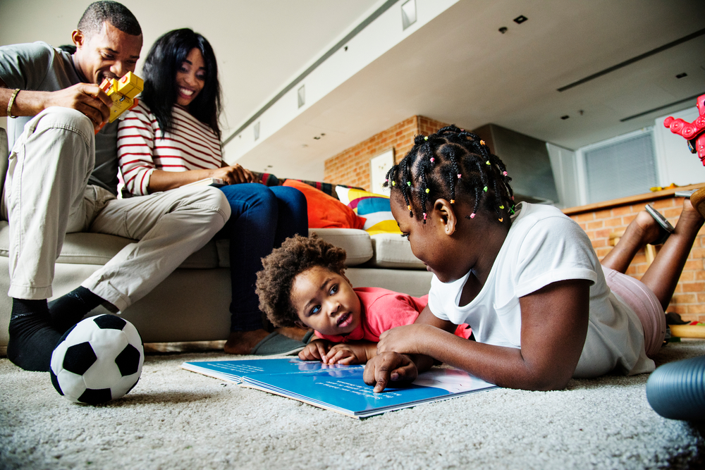 25 WAYS TO MAKE TIME FOR YOUR FAMILY