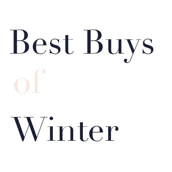 Best Buys Of Winter