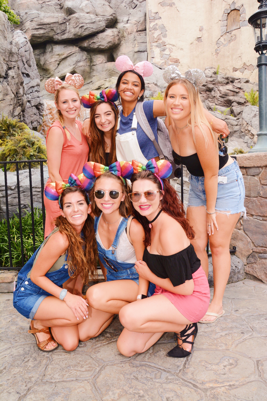 Disney Reunion~ Part 3
