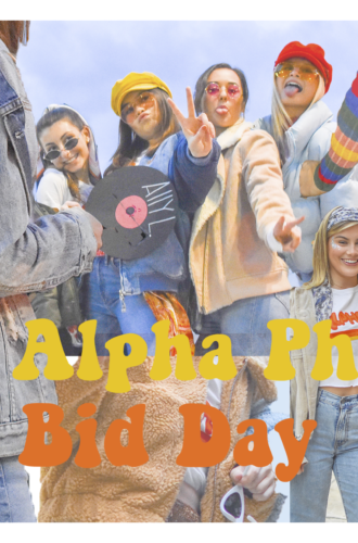 Alpha Phi Design