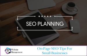 on page seo for small businesses