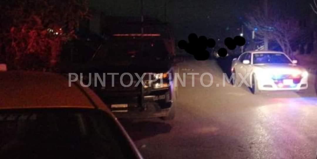 GRAVE POLICÍA ATACADO A BALAZOS EN UNA EMBOSCADA DONDE MUERE UN DELINCUENTE.