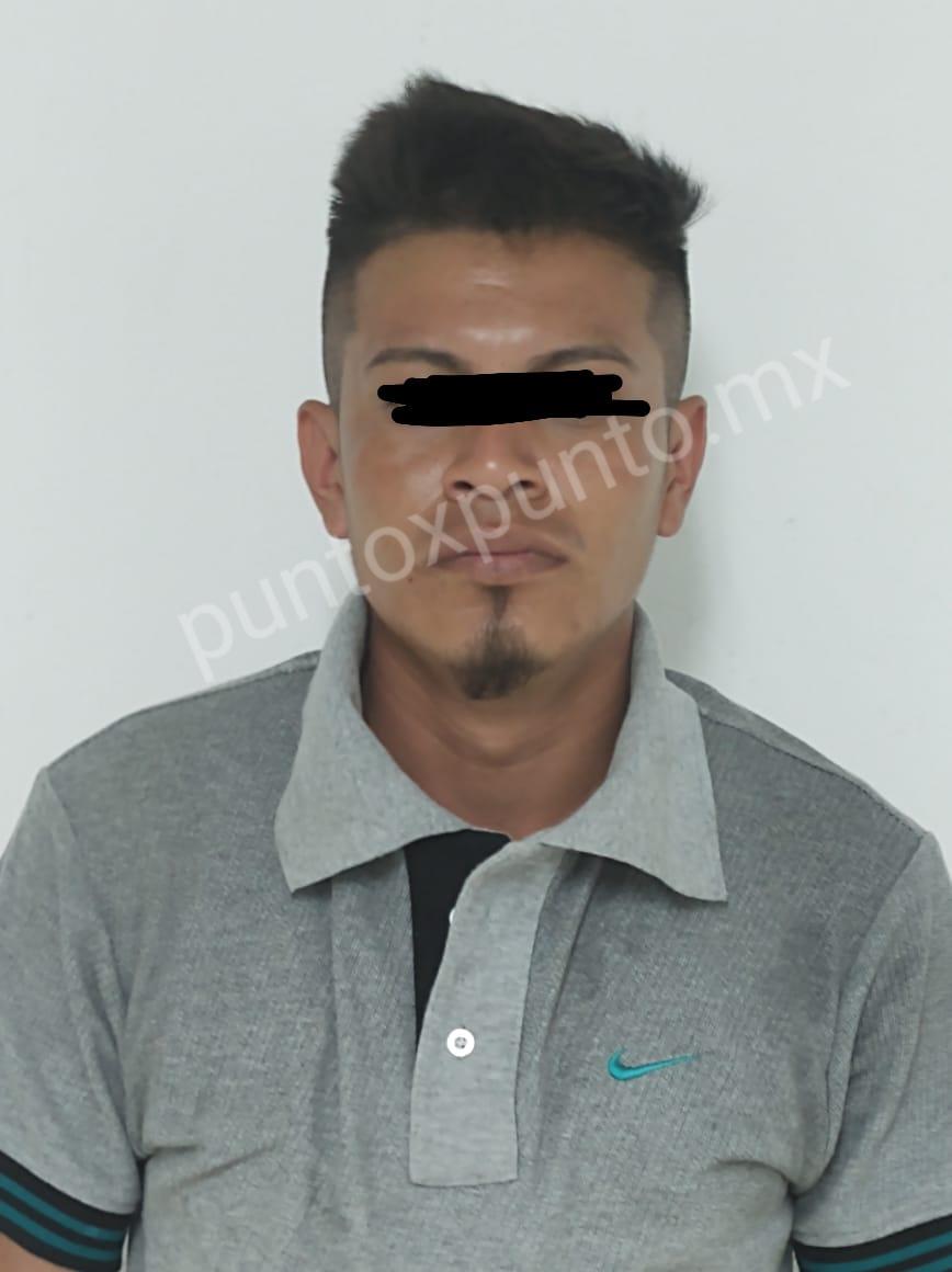 POLICÍA DE LINARES LO DETIENEN POR VOLVER A ROBAR EN LAS INSTALACIONES DE TELMEX