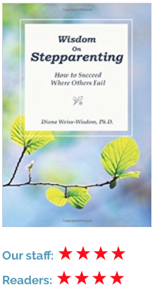 Step parent book review of Wisdom on Stepparenting