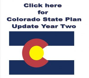 click here for Colorado state plan update year two