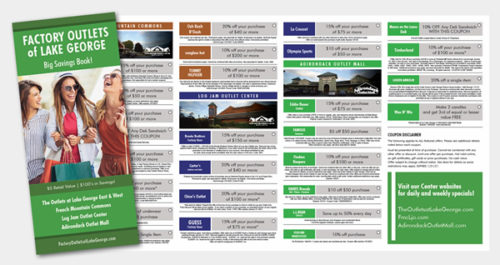 2020 Coupon brochure