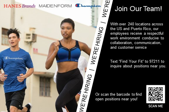 Join out team!