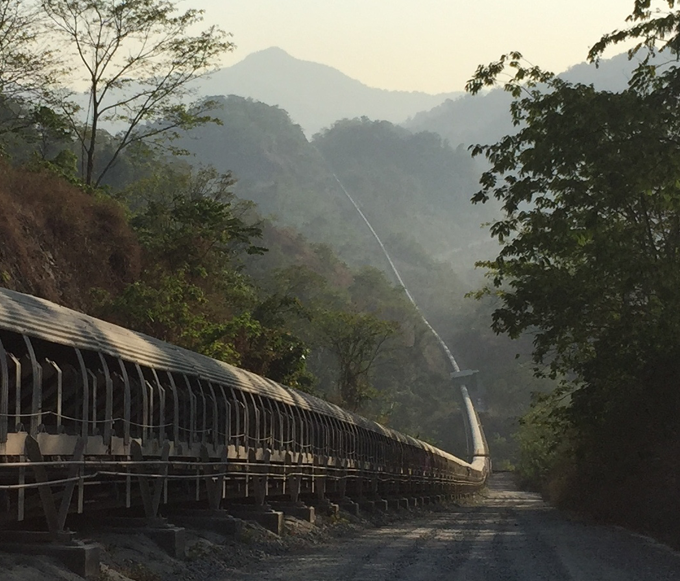 Minelec in Indonesia for pt newmont
