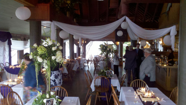Harbor-House-San-Diego-Bay-Wedding-Reception-dj-set-up