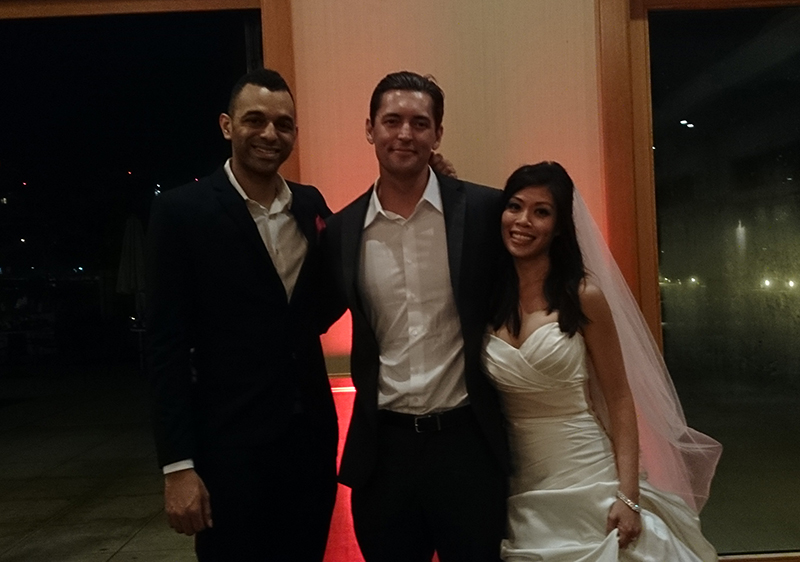Coronado Community Center Wedding DJ DeOndre Essex