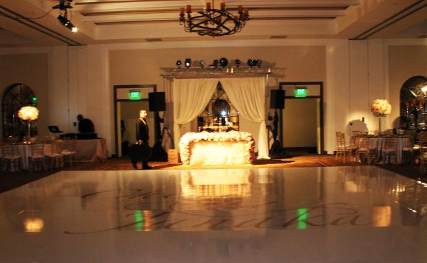 La Estancia Resort wedding dj