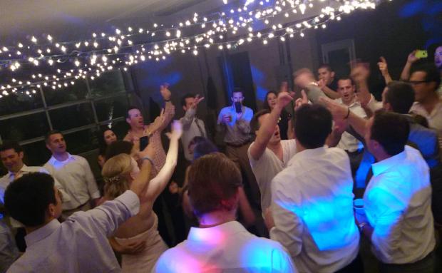 El Camino wedding dj