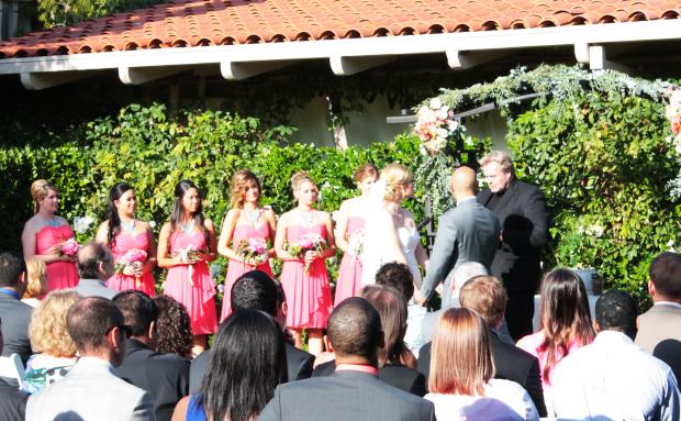 Rancho Brenardo wedding Dj