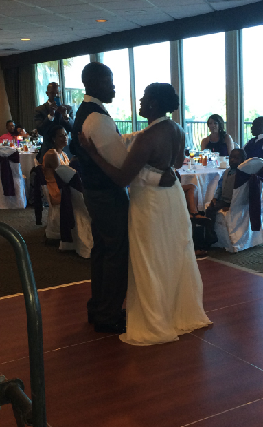 Holiday Inn Wedding Dj