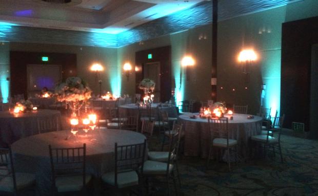 Hilton Oceanfront Wedding Dj