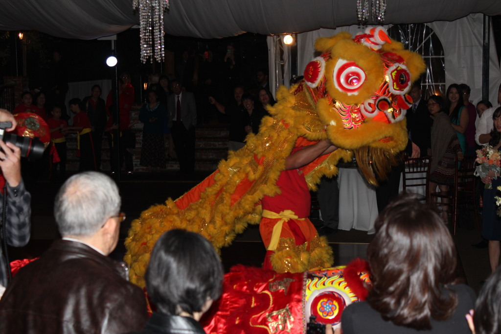 Green Gables Lion Dance