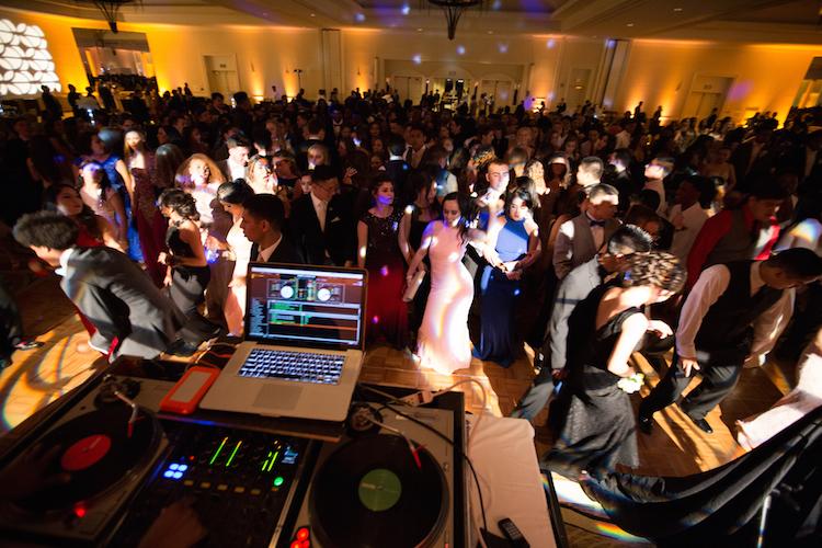 Prom DJ san diego