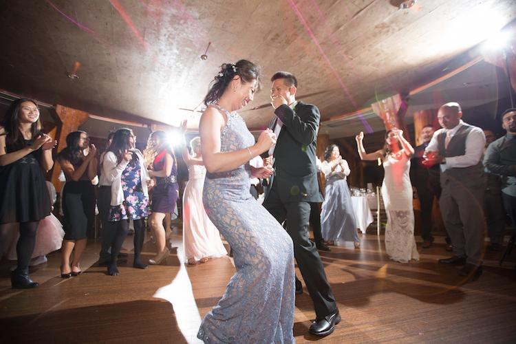 Dj wedding party