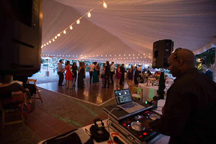 Wedding DJ Tony Slater
