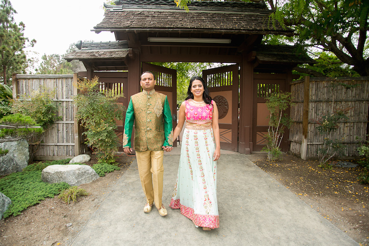 Indian engagement san diego