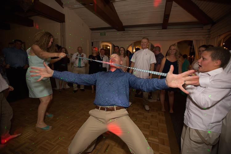 Limbo wedding dj