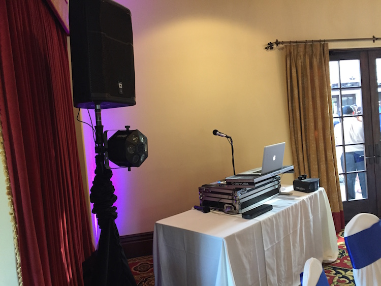Latin wedding dj san diego