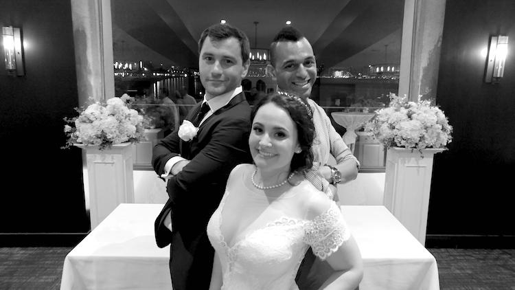 wedding DJ Deondre
