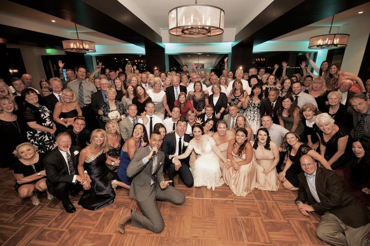 san diego large wedding
