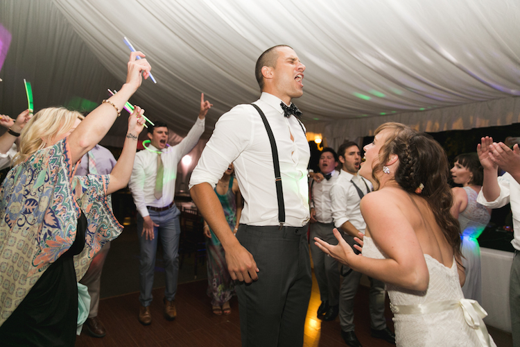 twin oaks wedding dj
