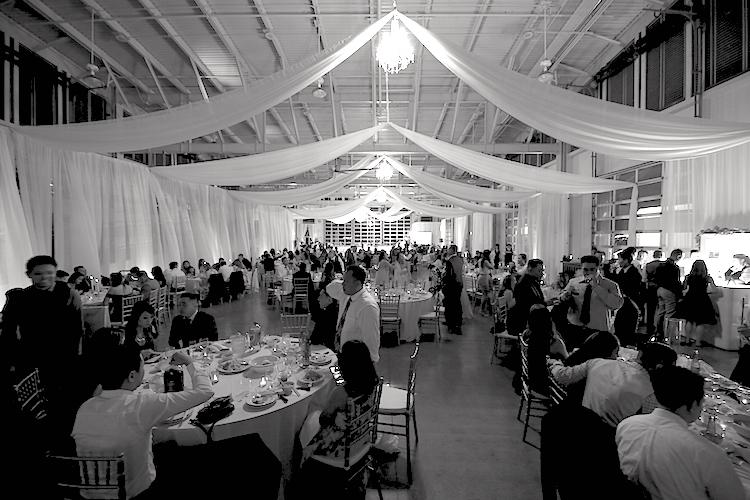 port pavilion wedding dj