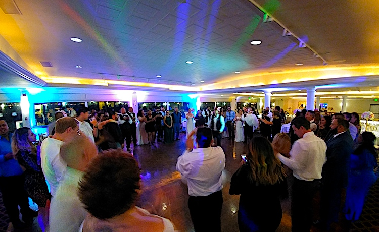 Fun Dance floor dj san diego
